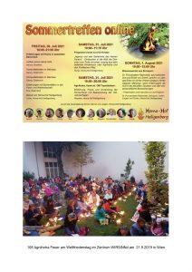 Seminar Event Hammer Leben @ Heidi's Zauberpark